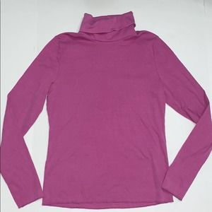 Wild fable size x-large purple turtleneck